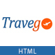 Travego - Travel Theme Responsive - ThemeForest Item for Sale