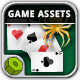 Spider Solitaire Game Assets  - GraphicRiver Item for Sale