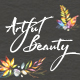 Artful Beauty Brush Font - GraphicRiver Item for Sale