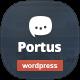 Portus - News Portal & Magazine WordPress Theme - ThemeForest Item for Sale