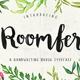 Roomfer font  - GraphicRiver Item for Sale