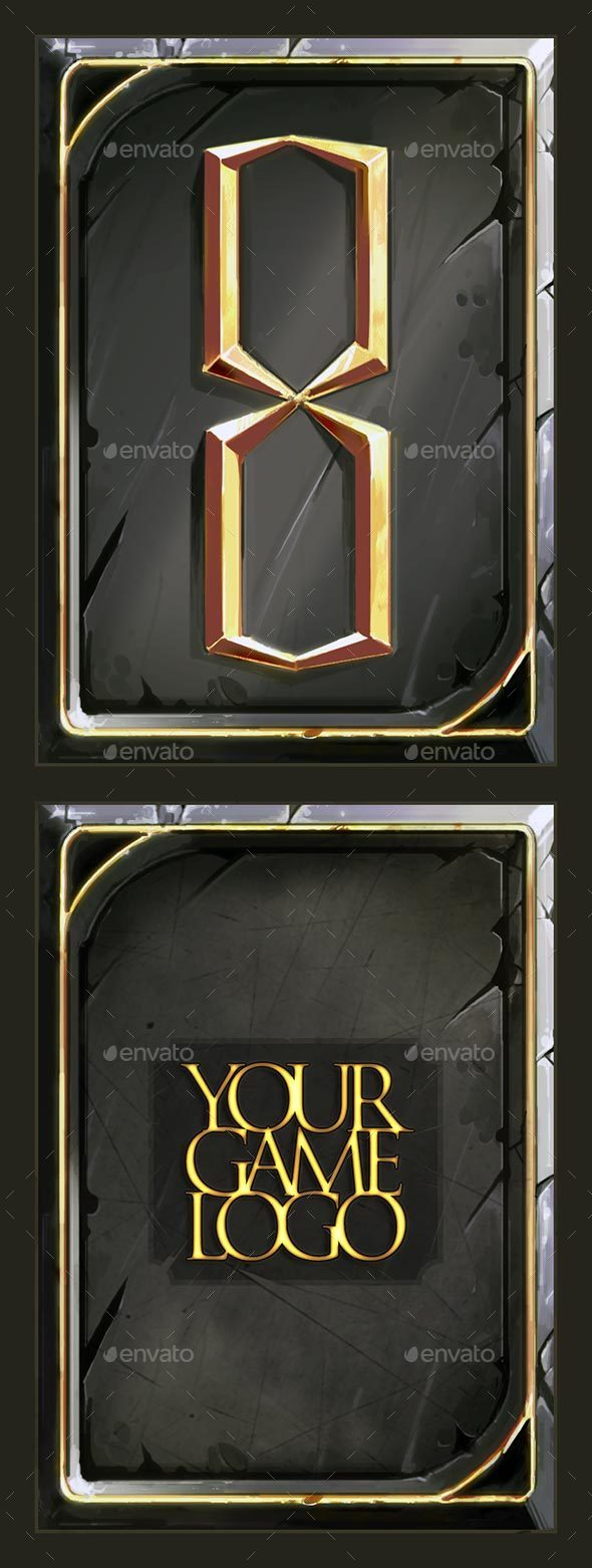 Card Game Graphics Designs Templates From Graphicriver