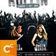 Music Event Flyer/Poster v3 - GraphicRiver Item for Sale