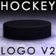 Hockey Logo - VideoHive Item for Sale