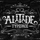Alitide Typeface - GraphicRiver Item for Sale