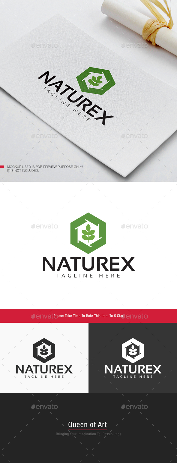 Naturex Logo