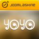 JSN Yoyo - Responsive & Creative One-Page Joomla Template - ThemeForest Item for Sale