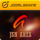 JSN Ares - Creative and Responsive Joomla Personal Portfolio Template - ThemeForest Item for Sale