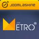 JSN Metro - Responsive Flat Design Template for Joomla - ThemeForest Item for Sale