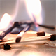Burning Matches - VideoHive Item for Sale