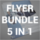 Corporate Business Flyer Template Bundle - GraphicRiver Item for Sale