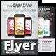 Smart Phone App Business Promotion Flyer 02 - GraphicRiver Item for Sale