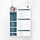 Modern Resume & Cover Letter - GraphicRiver Item for Sale