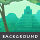 Mayan Temple - Game Background  - GraphicRiver Item for Sale