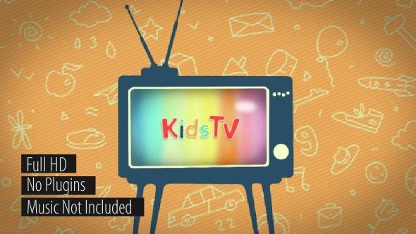 Kids TV Cartoon Opener
