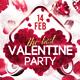Valentine Flyer/Poster Vol.1 - GraphicRiver Item for Sale