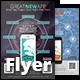Smart Phone App Business Promotion Flyer 04 - GraphicRiver Item for Sale