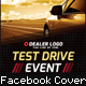 Car Facebook Cover  - GraphicRiver Item for Sale