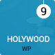 Holy Wood WordPress Theme