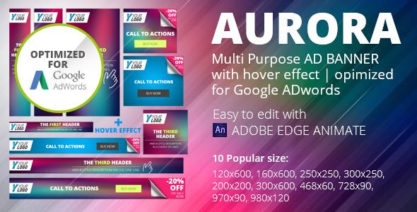 Adobe Edge Animate Templates from CodeCanyon