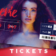 Event Tickets Template XVIII - GraphicRiver Item for Sale