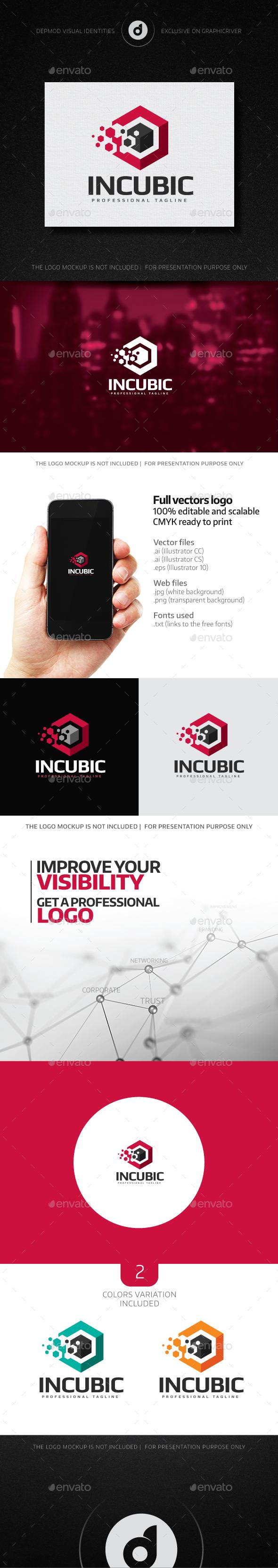 Incubic Logo