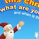 santa banner pack - GraphicRiver Item for Sale
