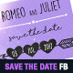 Save The Date Facebook Timeline Cover Template  - GraphicRiver Item for Sale