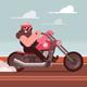 Biker - GraphicRiver Item for Sale