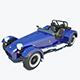 Caterham Super Seven 1953 Lotus - 3DOcean Item for Sale