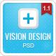 Vision Design - ThemeForest Item for Sale