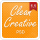Clean Creative - ThemeForest Item for Sale