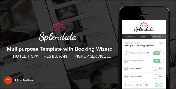 Review: Splendida | Multipurpose template with Booking Wizard free download Review: Splendida | Multipurpose template with Booking Wizard nulled Review: Splendida | Multipurpose template with Booking Wizard