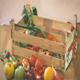 Fresh Fruits And Vegetables - VideoHive Item for Sale