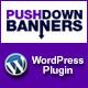 Push Down Banners WordPress Plugin - CodeCanyon Item for Sale