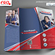 Auto Center Trifold Brochure Template - GraphicRiver Item for Sale