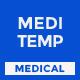 Meditemp   Medical & Healthcare Templates - ThemeForest Item for Sale