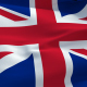 British Flag High Quality in 2 Variants - VideoHive Item for Sale