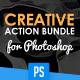 Creative Action Bundle V2 (4in1) - GraphicRiver Item for Sale