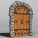 Door  - 3DOcean Item for Sale