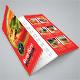 Restaurant Tri Fold Brochure - GraphicRiver Item for Sale