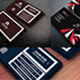 Business Card Bundle - 2 in 1 - GraphicRiver Item for Sale