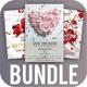 Valentine Flyer/Poster Bundle Vol.3 - GraphicRiver Item for Sale