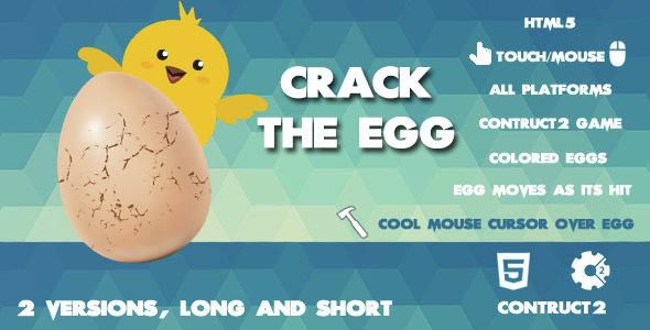 Crack The Egg Clicker Game Download