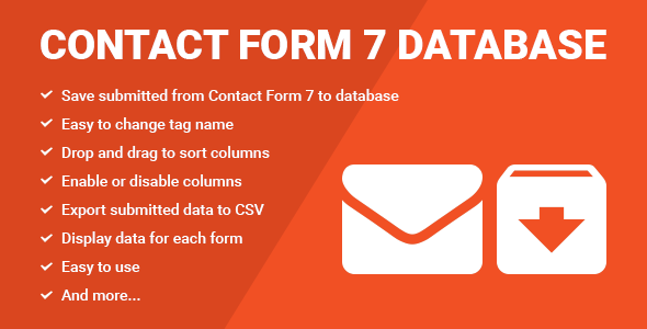 Database for Contact Form 7, select options from database for contact form 7 width, wp plugin database for contact form 7, database contact form 7, Contact Form 7 plugin download