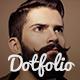 Dotfolio- Creative Portfolio for Artists and Designers - ThemeForest Item for Sale