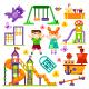 Children's Playground #2 - GraphicRiver Item for Sale