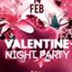 Valentine Flyer/Poster Vol.3 - GraphicRiver Item for Sale