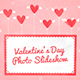 Valentine's Day Photo Slideshow - VideoHive Item for Sale