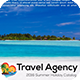 Travel Agency Presentation Template - GraphicRiver Item for Sale
